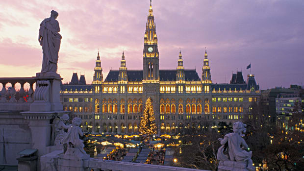 Christmas in Europe: Vienna
