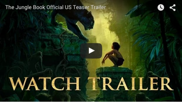 The New Disney  Jungle Book Trailer