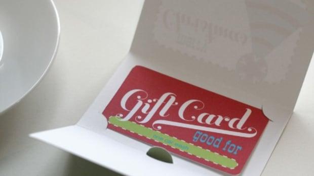 Printable Christmas Gift Certificate Template image