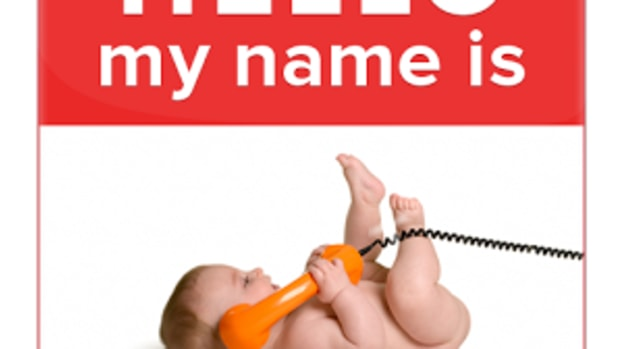 5 Baby Name Trends 2014 www.TodaysMama.com