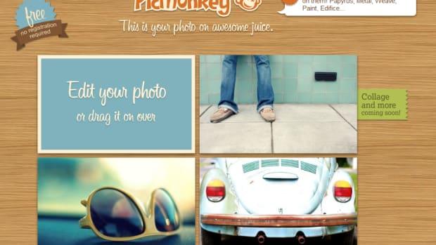 PicMonkey Home