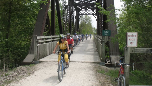 Best Bike Trails for Families