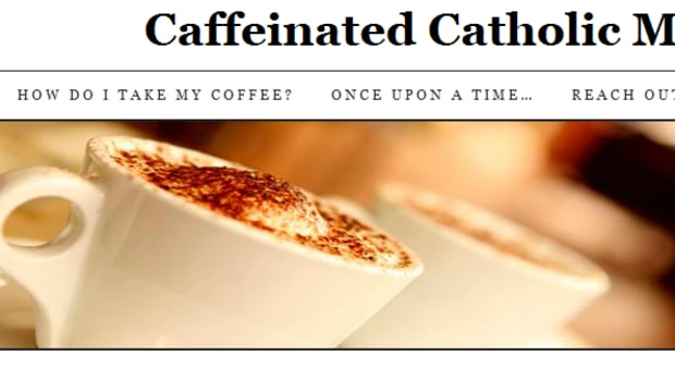caffeinated catholic mama