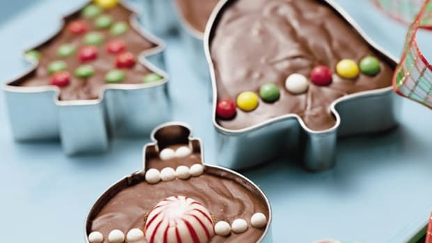 Cookie Cutter Recipe for fudge and brownies