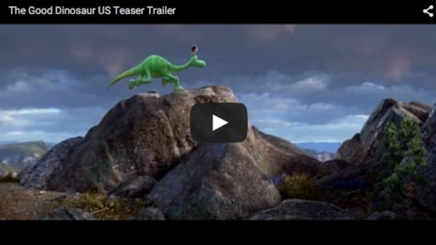 The Good Dinosaur coming Thanksgiving 2015