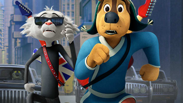 Rock Dog Movie Feature