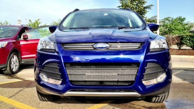 Test Drive New Ford Escape