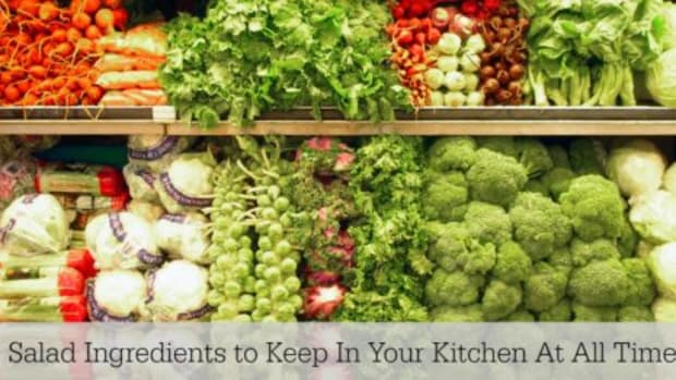 7 Salad Ingredients to Keep In Your Kitchen At All Times