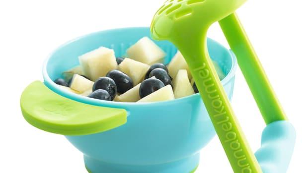 Freshfoods™ Mash & Serve Bowl