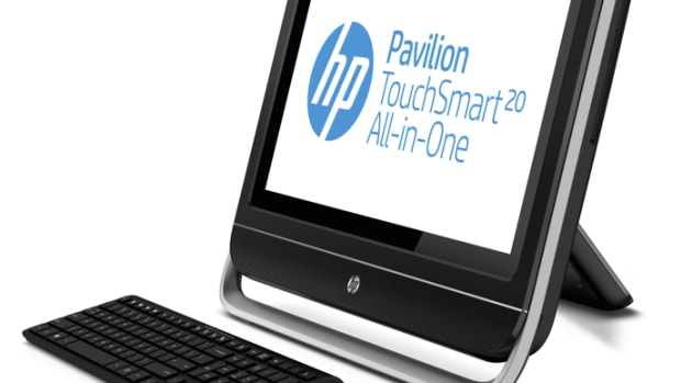HP Touch Smart All in One