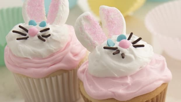 Bunny Cupcakes from Betty Crocker