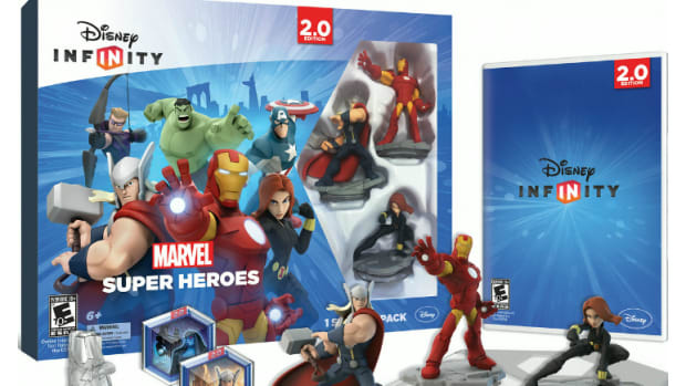 Deck the Halls with Disney Infinity's Marvel Super Heroes
