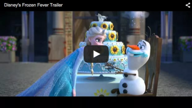 New Frozen Fever Trailer