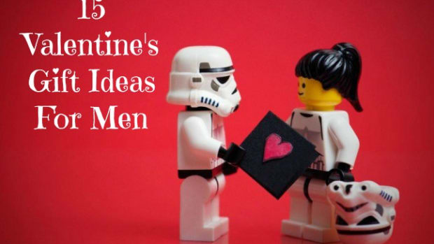 15 Valentine's Gifts for Men