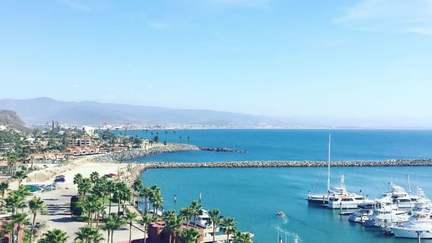 Ensenada coast (Photo: Michelle Rae Uy)