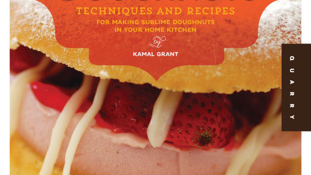 Giveaway - Homemade Doughnuts by Kamal Grant