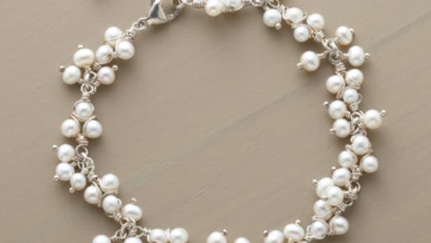 Sundance Pearl Berry Bracelet