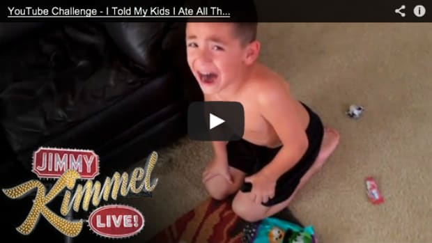 Jimmy Kimmel 2014 I Ate Your Halloween Candy