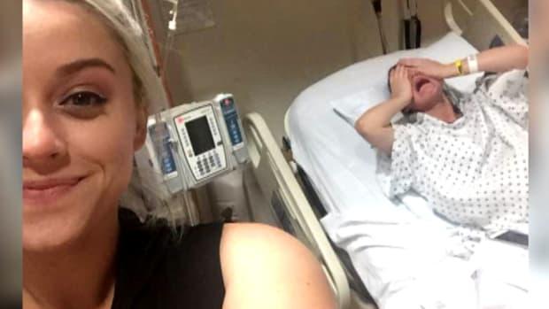 Birth Selfie
