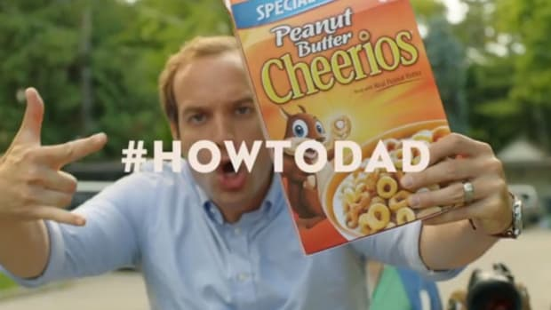 Peanut Butter Cheerios #HowToDad Commercial