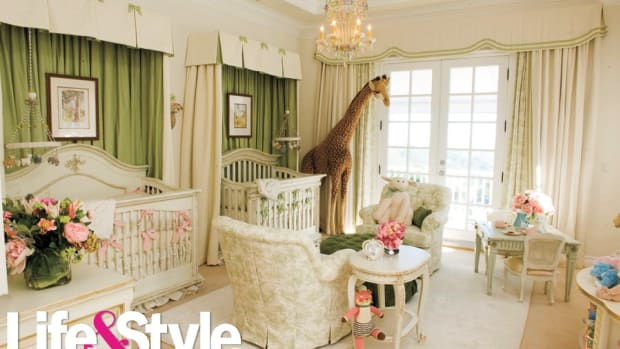 Mariah Carey Nursery