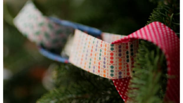 christmas fabric garland ideas