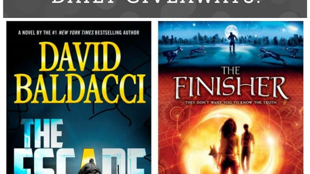 Deck the Halls with David Baldacci