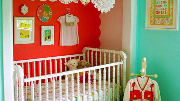 10 Baby Room And Nursery Ideas www.TodaysMama.com #nursery #baby
