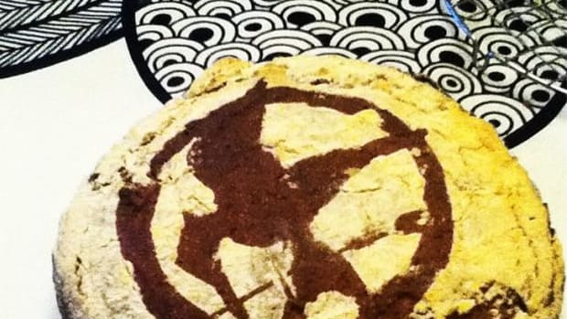 Hunger Games Bread Pinterest