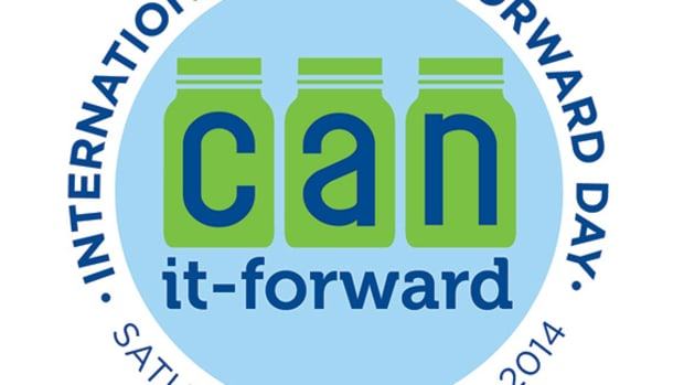 Can It Forward Day 2014 Giveaway