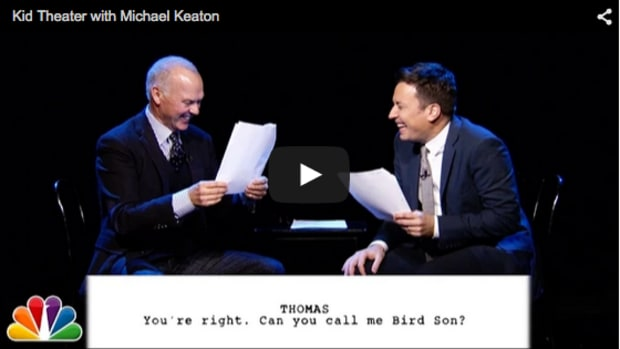 "Hilarious readings of ""Birdman"""