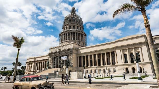 El Capitolio in Old Havana (Photo: Sandra Foyt)