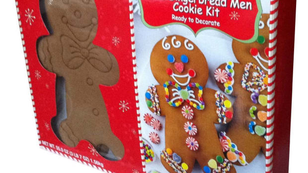giant gingerbread man kit