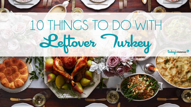 10 Things to do with Leftover Turkey