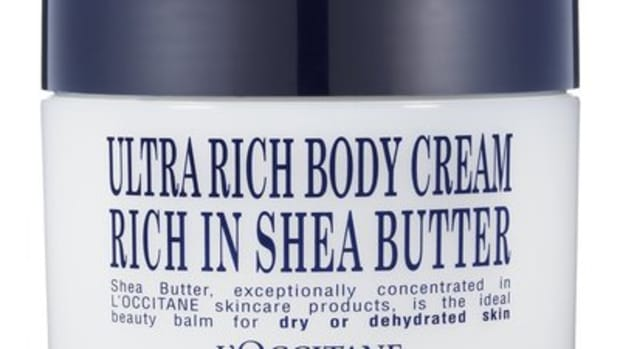 loccitane shea butter body cream