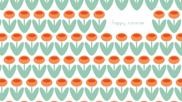 Summer Desktop and iPad Wallpaper on TodaysMama.com