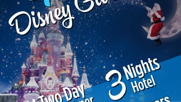 Win a trip to Disneyland or Disney World!