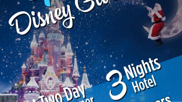 Win a trip to Disneyland or Disney World!