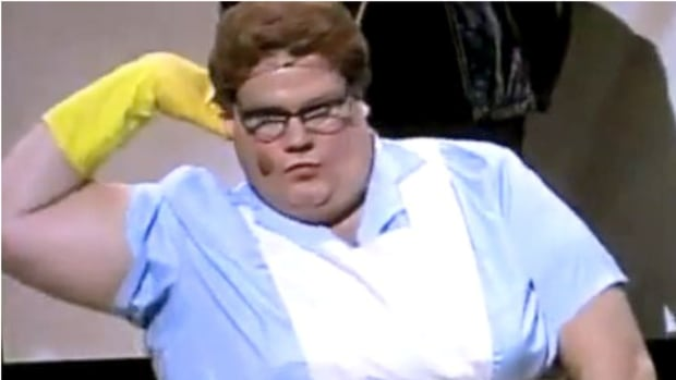 Chris Farley Lunch Lady Land