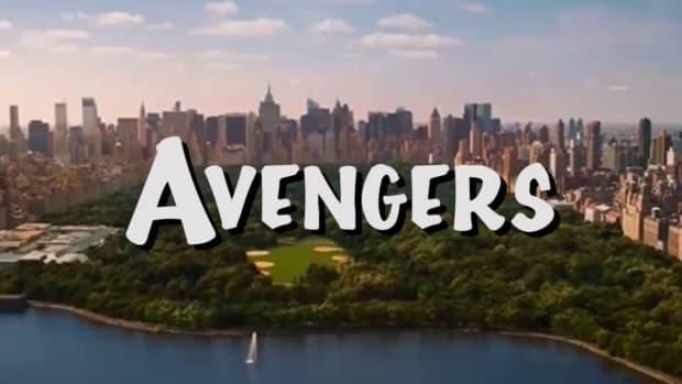 Avengers Full House