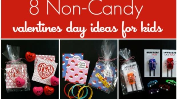 Non Candy Valentines Day Ideas
