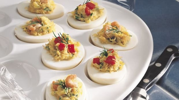 Gluten Free Zesty Deviled Eggs - Image from Betty Crocker.com
