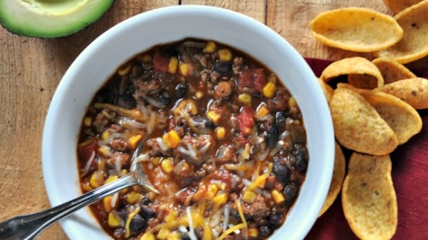 Easy Taco Soup Recipe - TodaysMama.com