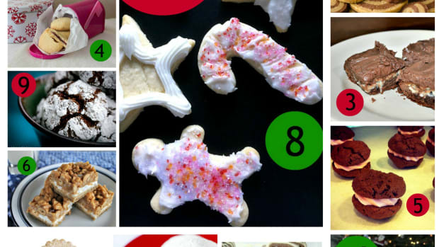 The 12 Days of Christmas Cookies - TodaysMama.com