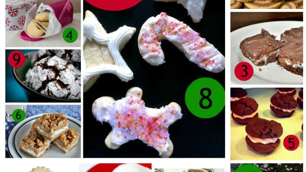 The 12 Days of Christmas Cookies - TodaysMama.com