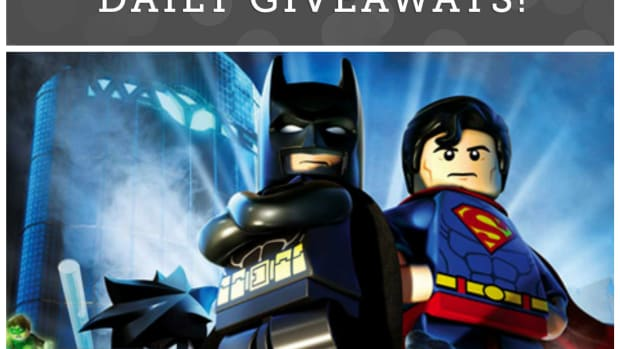 WIN Lego Batman 3 on TodaysMama.com!