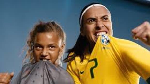 Nike Women's Soccer Commercial