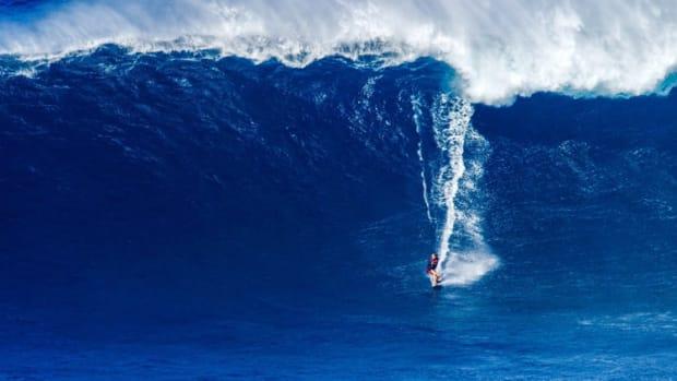 Bethany Hamilton Big Wave Surfing