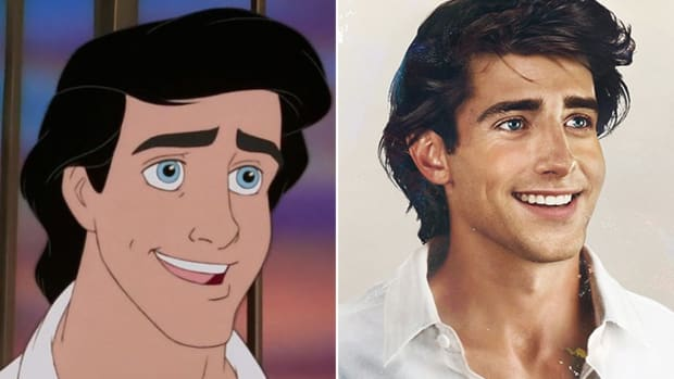 Real-Life-Disney-Prince-Art