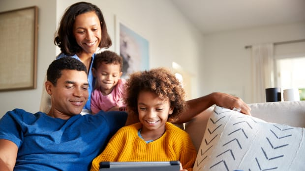 Rebooting How You Think About Kids Screen Time